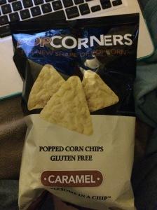 popcorners caramel
