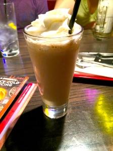 amaretto shake