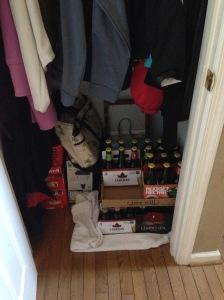 beer closet